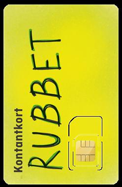 Default alt Halebop Kontantkort Rubbet - Halebop