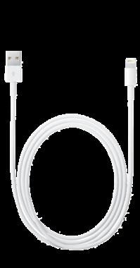 Apple Lightning-till-USB-kabel 1m