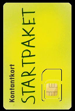 Default alt Halebop Startpaket - Halebop