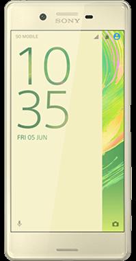 Sony Mobile Xperia X