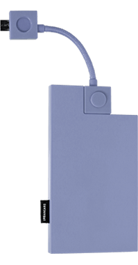 The Pliable Power Bank