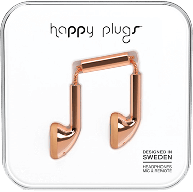 Happy Plugs Earbud Deluxe