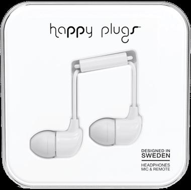 Happy Plugs In-Ear
