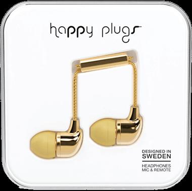 Happy Plugs In-Ear Deluxe