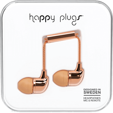 Happy Plugs In-Ear Deluxe