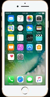 Apple iPhone 7 32GB med Audio Pro T3