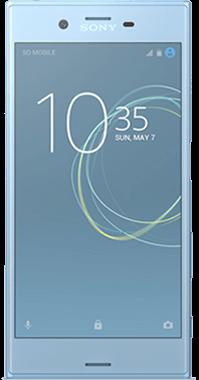 Sony Mobile Xperia XZs med XB650BT