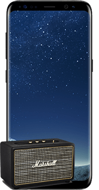 Galaxy S8 med Acton