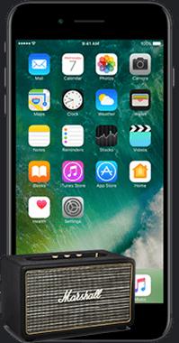 iPhone 7 Plus 32GB med Acton