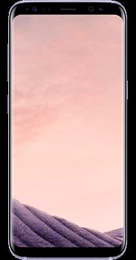 Samsung Galaxy S8 med Audio Pro T3
