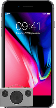 iPhone 8 Plus 64GB MED AUDIO PRO T3
