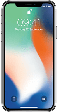 APPLE IPHONE X 64GB MED AUDIO PRO T3