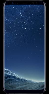 Samsung Galaxy S8 Plus med Tab A 10.1