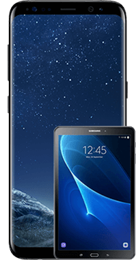 GALAXY S8 MED TAB A 32GB