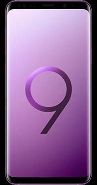 Samsung Galaxy S9 Plus med Acton