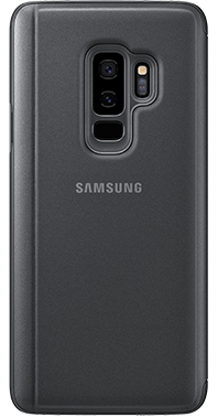 Clear View Standing Cover Galaxy S9 Plus