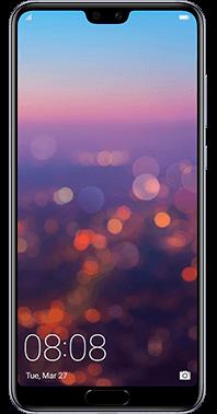 Huawei P20 Pro 128GB med Audio Pro T10