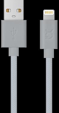 Xqisit Laddkabel Lightning 1,8m