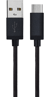 Xqisit Laddkabel USB C 1,8m