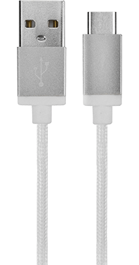 Laddkabel USB C 1,8m