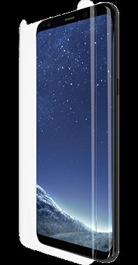 tech21 Impact Shield Clear Galaxy S8+