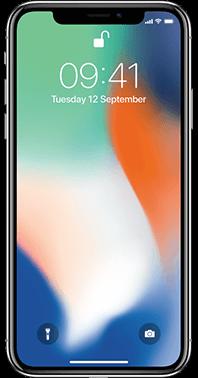 Begagnad iPhone X 64GB