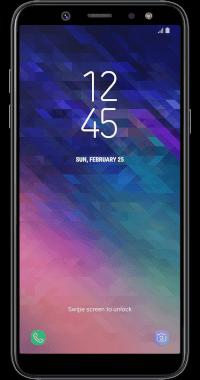 Begagnad Galaxy A6 A600