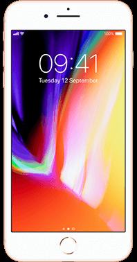 Begagnad iPhone 8 Plus 256GB
