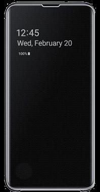 Samsung Clear View Cover Galaxy S10E