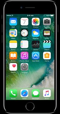 Apple Begagnad iPhone 7 128GB