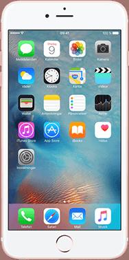 Apple Begagnad iPhone 6s Plus 16