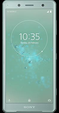 Sony Mobile Begagnad Xperia XZ2 Compact
