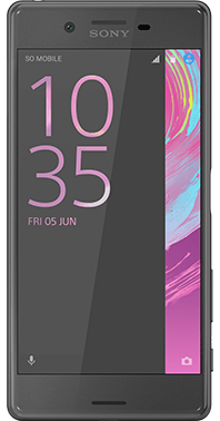 Sony Mobile Xperia X