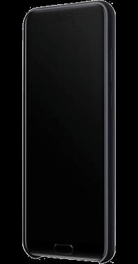 Silicon Cover P20 Pro Black