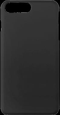 Key Case Hard iPhone 7/8 Plus Svart