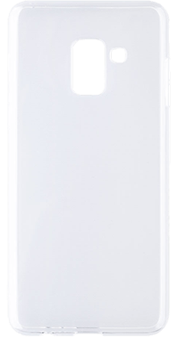 Key Case Soft Grip Galaxy A8 Clear