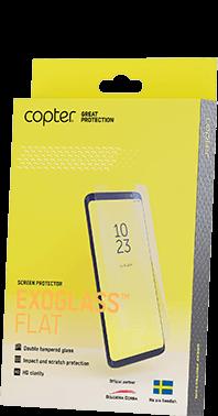 Exoglass iPhone XR
