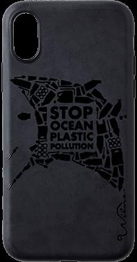 Stop Plastic Manta iPhone X/Xs
