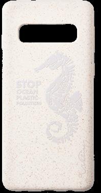 Stop Plastic Seahorse Galaxy S10+