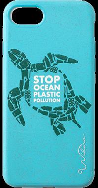 Stop Plastic Turtle iPhone 6/6S/7/8