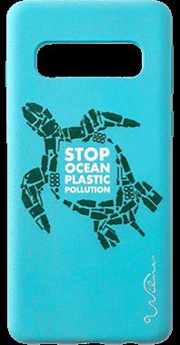 Stop Plastic Turtle Galaxy S10