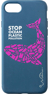 Stop Plastic Whale iPhone 6/6S/7/8