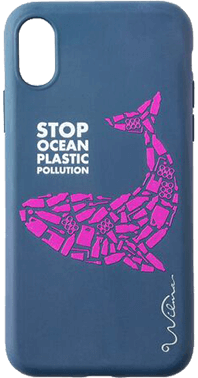 Stop Plastic Whale iPhone XR