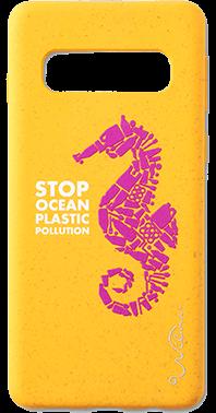 Wilma Stop Plastic Seahorse Galaxy S10