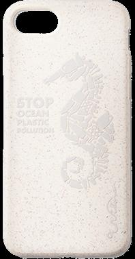 Wilma Stop Plastic Seahorse iPhone 6/6S/7/8