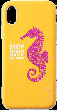 Wilma Stop Plastic Seahorse iPhone XR