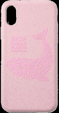 Wilma Stop Plastic Whale iPhone X/Xs