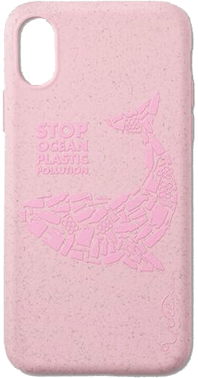 Stop Plastic Whale iPhone X/Xs