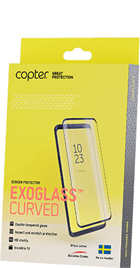 Copter Exoglass Curved iPhone 11/XR