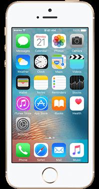 Apple Begagnad iPhone SE 128GB